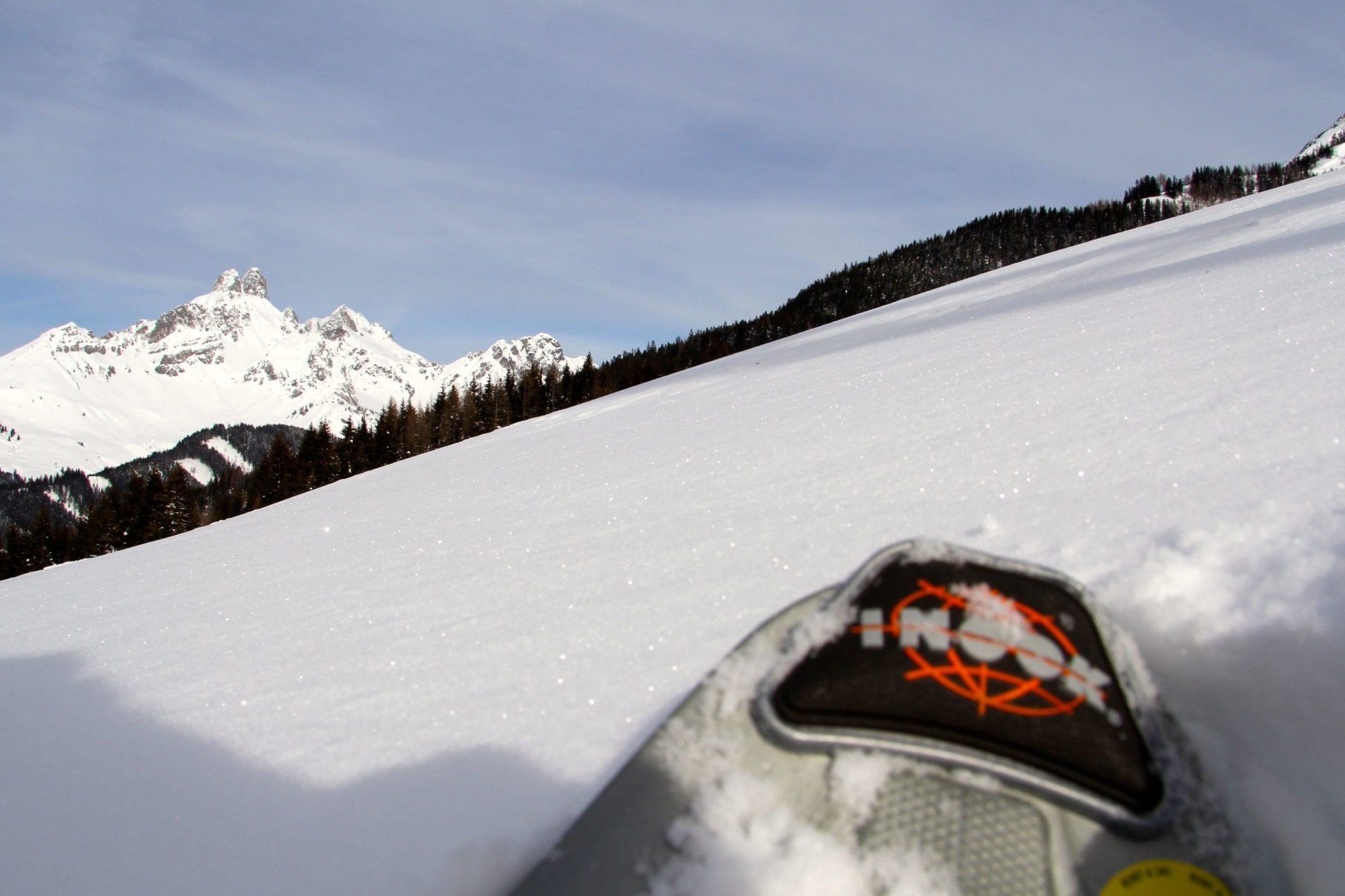 Schneeschuh wandern - Gästehaus Herrmann