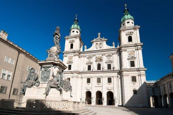 Altstadt Salzburg - Ausflugsziel in Österreich
