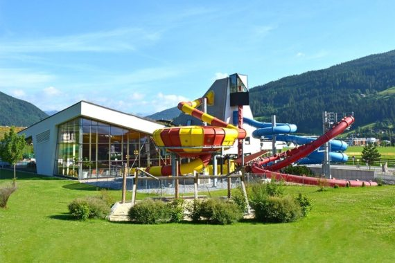 Erlebnis-Therme Amadé - Ausflugsziel im Salzburger Land