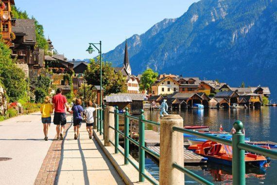 Hallstatt - Ausflugsziel in Österreich