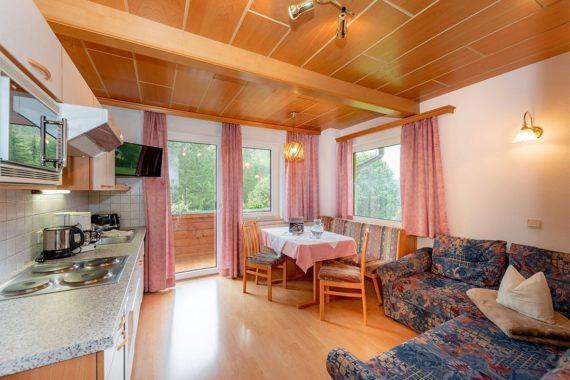 Ferienwohnung Familienglück in Filzmoos, Gästehaus Herrmann