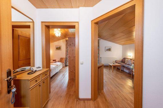 Ferienwohnung Zweisamkeit in Filzmoos, Gästehaus Herrmann