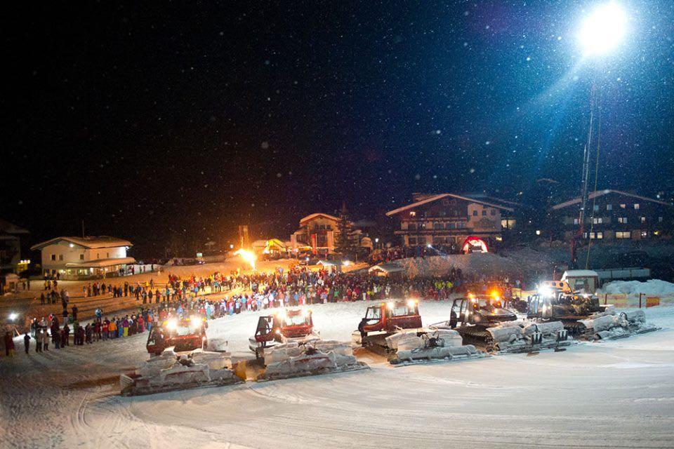 Fest im Schnee, Gästehaus Herrmann