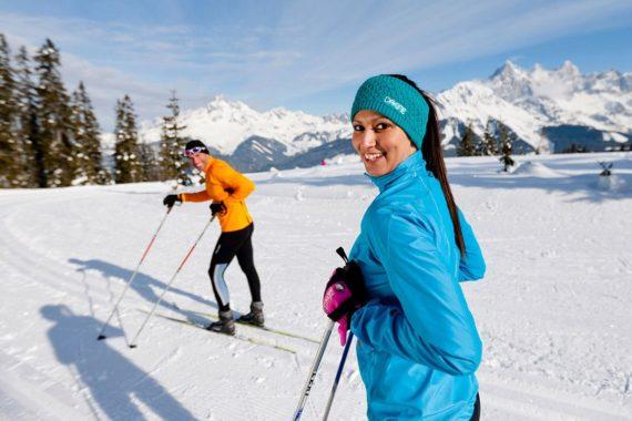 Langlaufpauschalen - Winterurlaub in Filzmoos