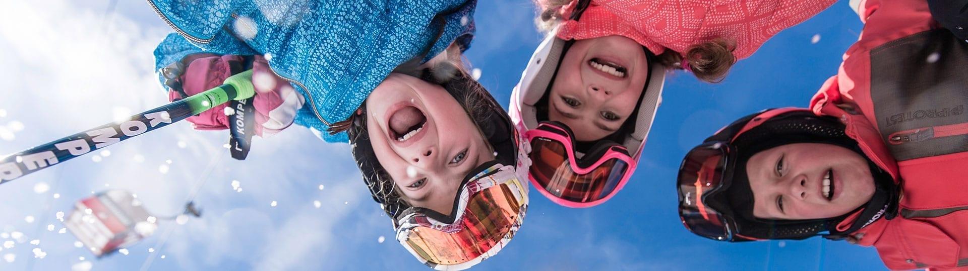 Familien-Skiurlaub in Ski amadé