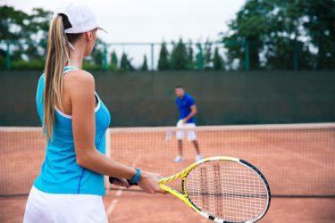 Tennis in Filzmoos, Salzburg