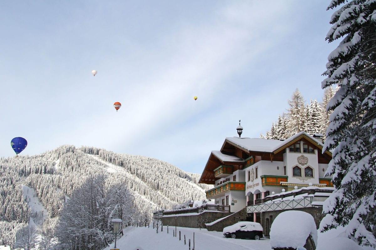 Urlaub im Gästehaus Herrmann in Filzmoos