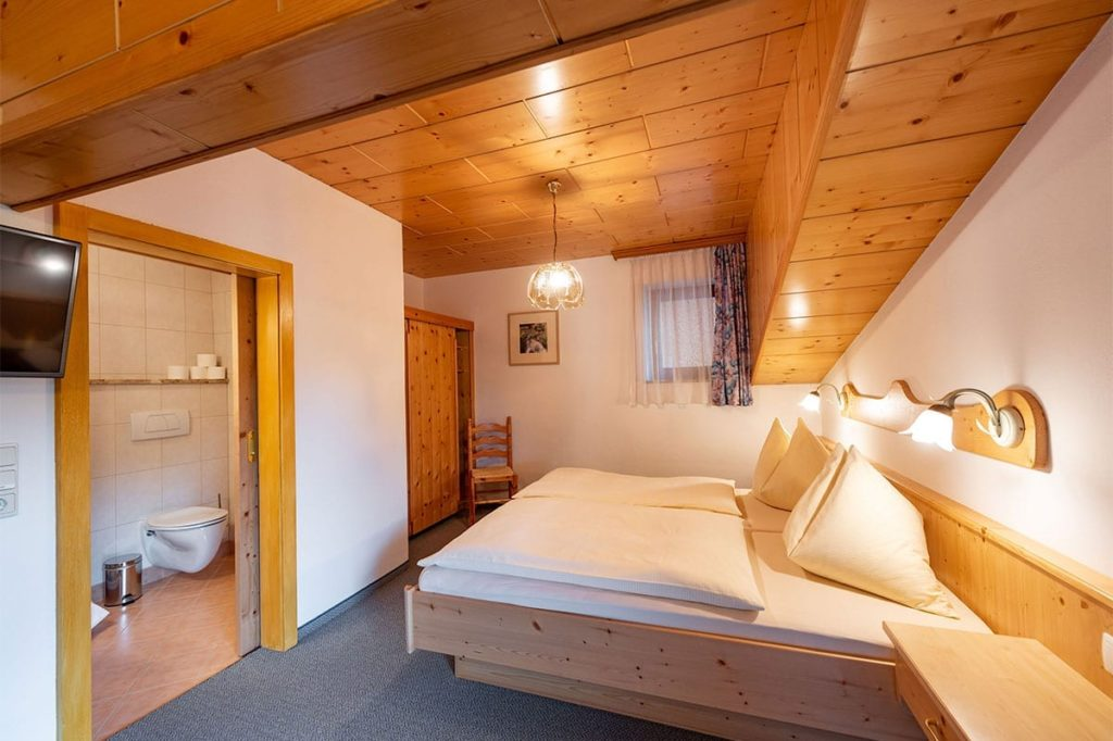 Wohlfühl-Doppelzimmer in Filzmoos, Gästehaus Herrmann