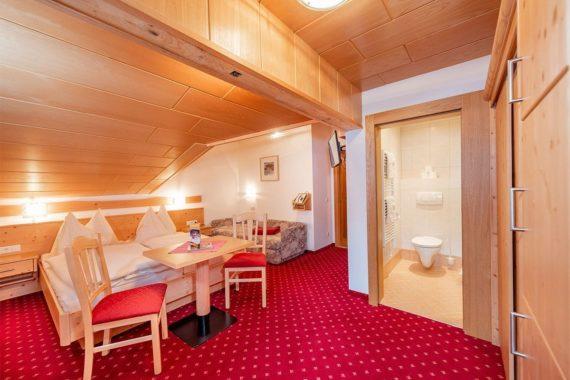 Wohlfühl-Dreibettzimmer in Filzmoos, Gästehaus Herrmann
